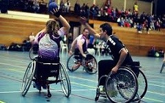 Rolstoelhandbal toernooi Westfriesland SEW afbeelding agendaitem