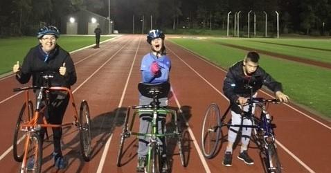 Racerunning bij AV Startbaan in Amstelveen afbeelding nieuwsbericht