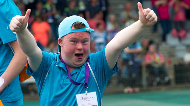 Special Olympics afbeelding nieuwsbericht