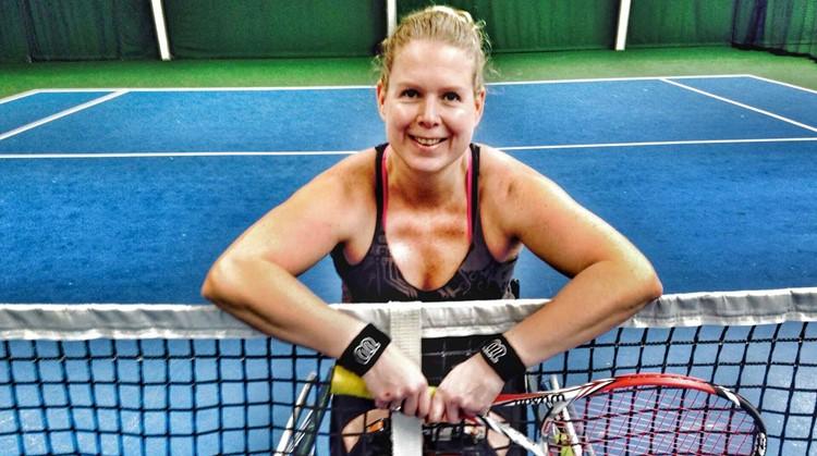 Clinic rolstoeltennis door Michaela Spaanstra afbeelding nieuwsbericht