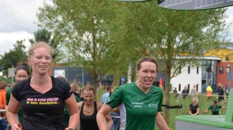 Nicole Kort nieuwe ambassadeur Uniek Sporten Groningen afbeelding nieuwsbericht