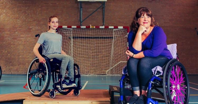 Sportdeelname van mensen met een beperking loopt helaas nog steeds achter afbeelding nieuwsbericht