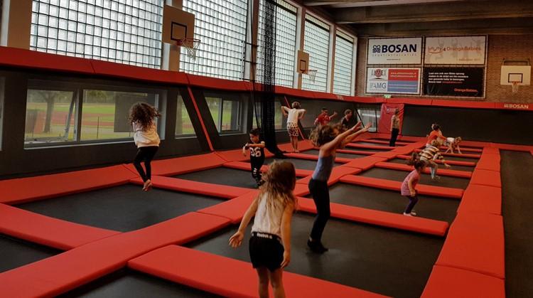 Start Bounz Unlimited op dinsdag 5 juni; trampoline springen voor conditie én omdat het leuk is! afbeelding nieuwsbericht