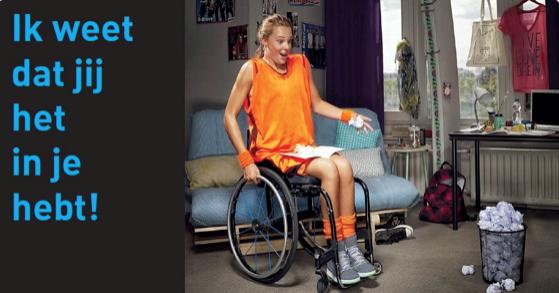 NOC*NSF Paralympische Talentherkenningsmiddag afbeelding nieuwsbericht