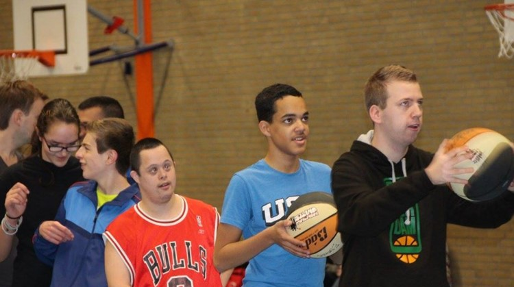 G-basketballer Niels over zijn favoriete sport afbeelding nieuwsbericht