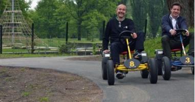 Heropening toegankelijk Playground Thialf  Arnhem  afbeelding nieuwsbericht
