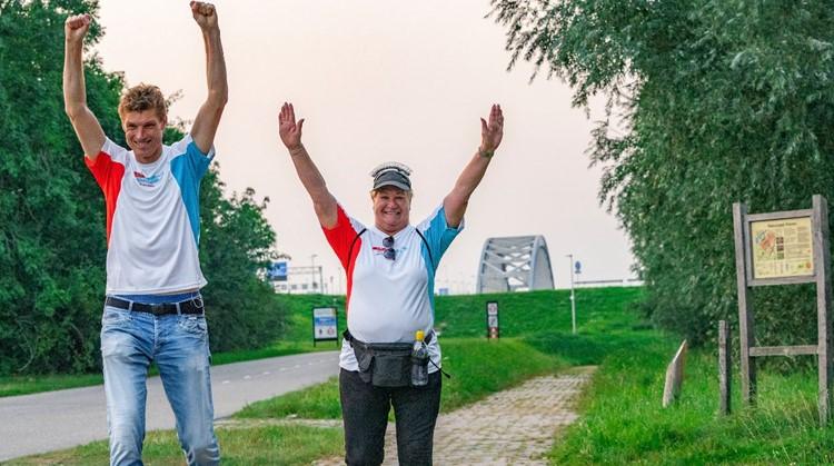Vijfheerenlanden wandelt tijdens de Nationale Diabetes Challenge afbeelding nieuwsbericht