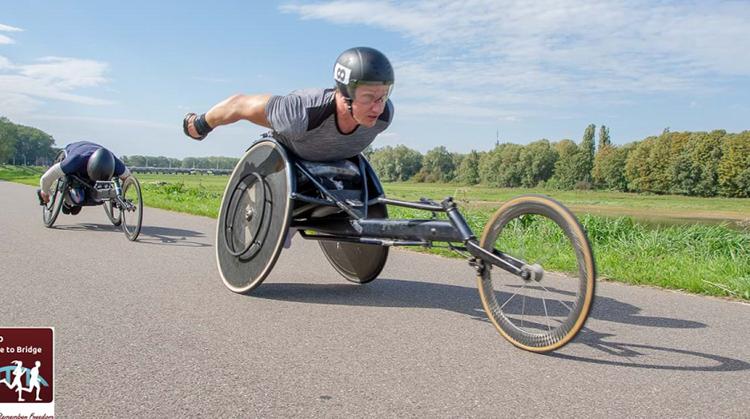 Rabo Bridge to Bridge: van Wijnen 10km voor wheelers en handbikers afbeelding nieuwsbericht