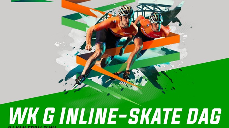 Kom naar de WK G Inline-Skate dag! afbeelding nieuwsbericht