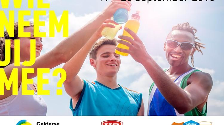 Nationale Sportweek 2016 - regio Rivierenland afbeelding agendaitem