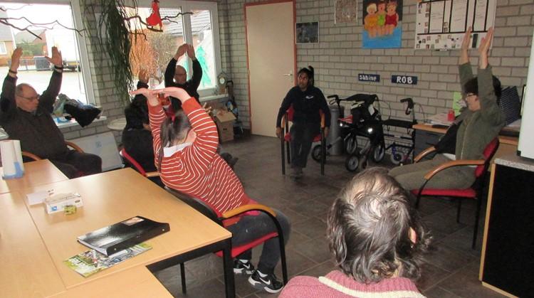Zorgtuinderij in Someren ook na Nationale Sportweek nog in beweging! afbeelding nieuwsbericht