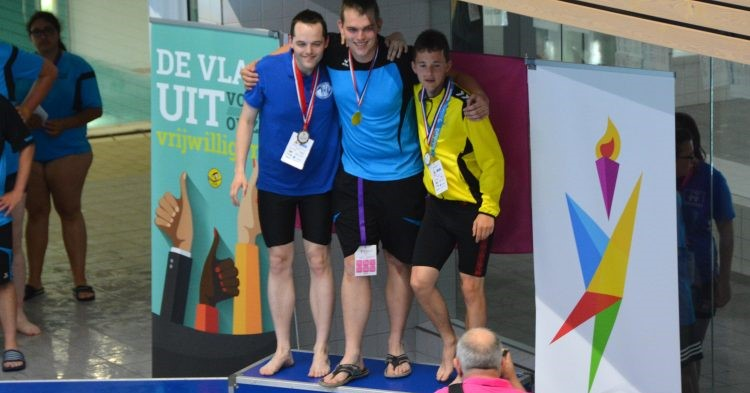 """Blog 6 Bart """"Een prima resultaat en een mooie voorbereiding op de Special Olympics World Games 2019"""" afbeelding nieuwsbericht"""
