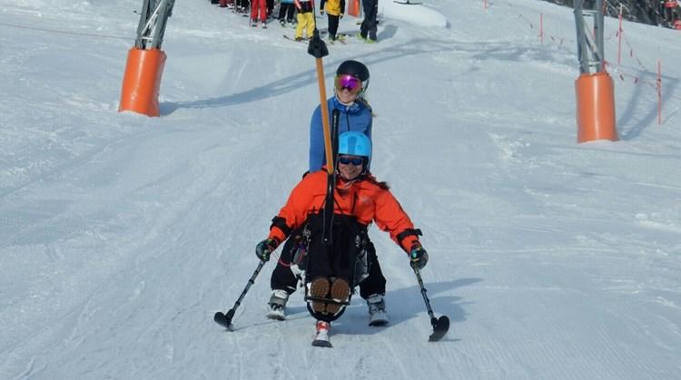 Wintersportplezier voor iedereen! afbeelding nieuwsbericht