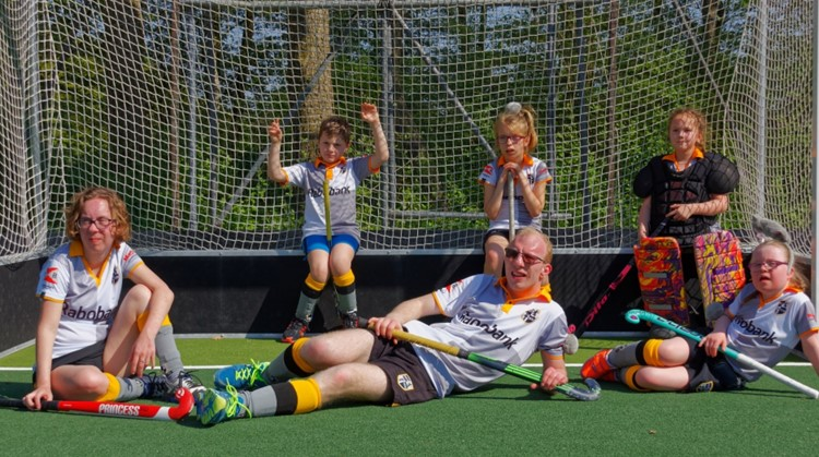 G-team HC Schiedam wint voor de derde keer de tweede prijs afbeelding nieuwsbericht