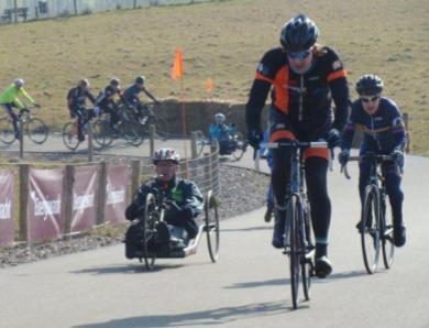 Handbike Toertocht Ronde van Drenthe afbeelding nieuwsbericht