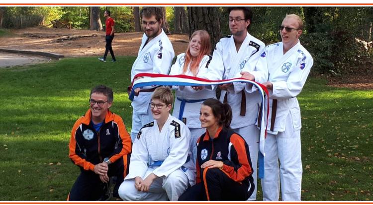 Judoka's Hoogendijk naar Special Olympics in Abu Dhabi afbeelding nieuwsbericht