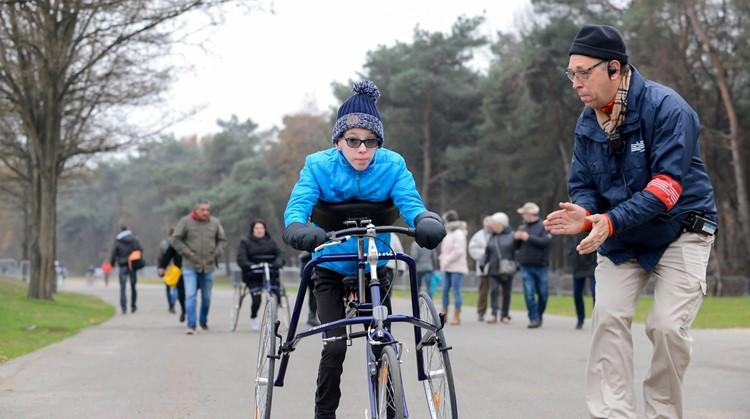 Eerste wedstrijd voor racerunners groep AV Atila afbeelding nieuwsbericht