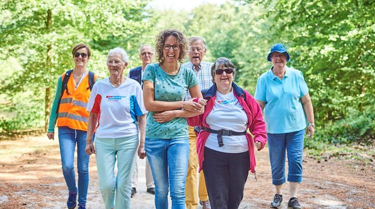 Wandeltrainers en vrijwilligers gezocht! afbeelding nieuwsbericht
