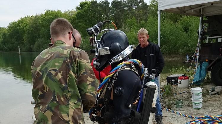 Uniek onderwaterparcours voor duikers met een beperking afbeelding nieuwsbericht