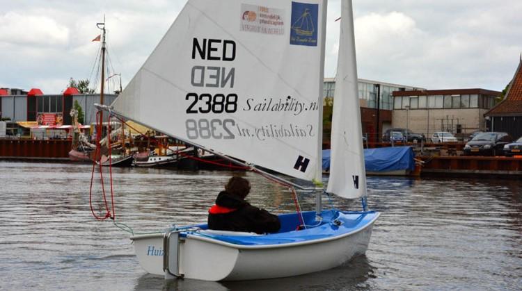 Stichting Sailability zoekt nieuwe coördinator in Huizen afbeelding nieuwsbericht