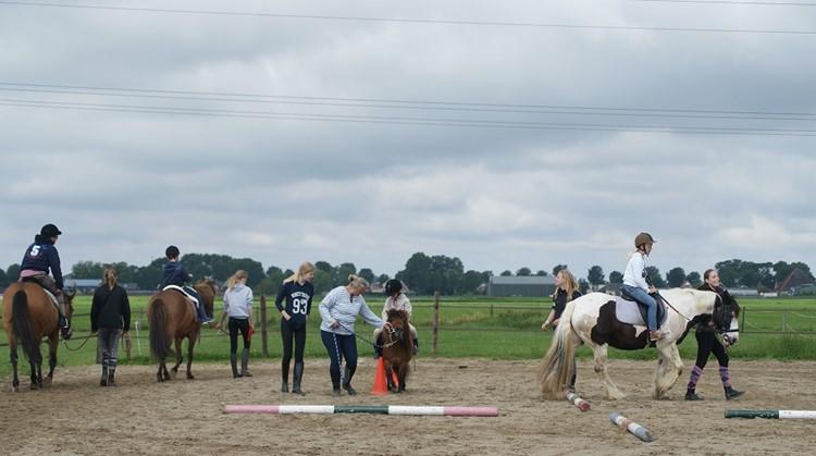 Familie-ochtend paardrijden Veenhuizer Hoeven afbeelding nieuwsbericht