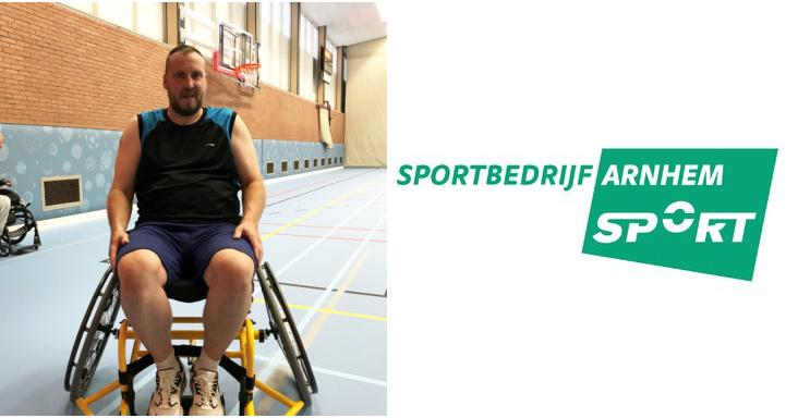 Peter vond zijn passie terug: Van basketbal naar rolstoelbasketbal afbeelding nieuwsbericht