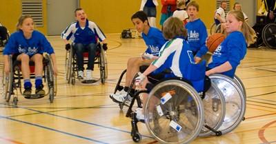Sportdag Aangepast Sportief Voorthuizen afbeelding nieuwsbericht