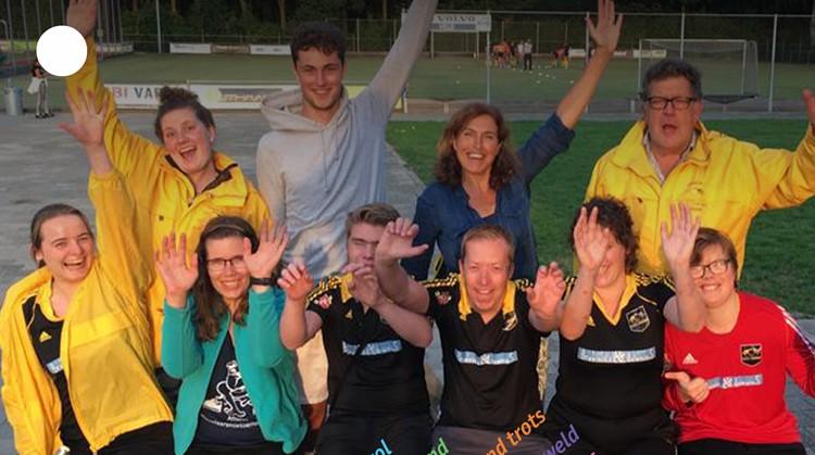 G-team Hockeyclub Geel-Zwart zoekt nieuwe leden! afbeelding nieuwsbericht