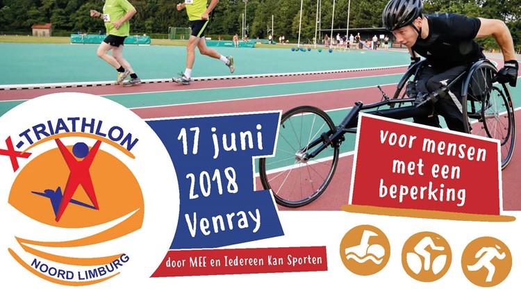 X-Triathlon, 17 Juni 2018 afbeelding nieuwsbericht