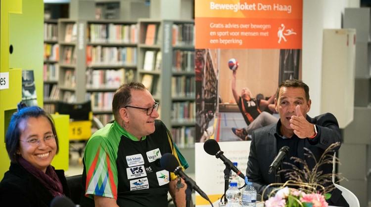 Talkshow: Sport en Bewegen voor mensen met een beperking afbeelding nieuwsbericht
