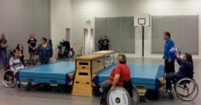 Sport, spel en bewegen voor volwassenen met een beperking afbeelding agendaitem