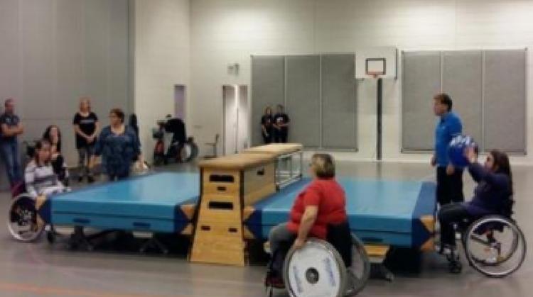 Sport, spel en bewegen voor volwassenen met een beperking afbeelding nieuwsbericht