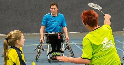 Maak kennis met para-badminton!  afbeelding nieuwsbericht