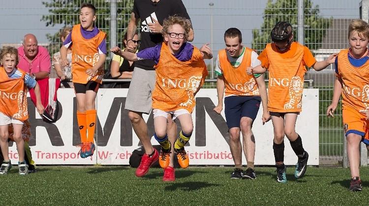 Doe mee aan de Regionale G-voetbaldag bij SV WMC! afbeelding nieuwsbericht