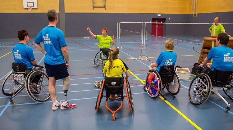 Badminton demonstratie en clinic in Culemborg afbeelding nieuwsbericht