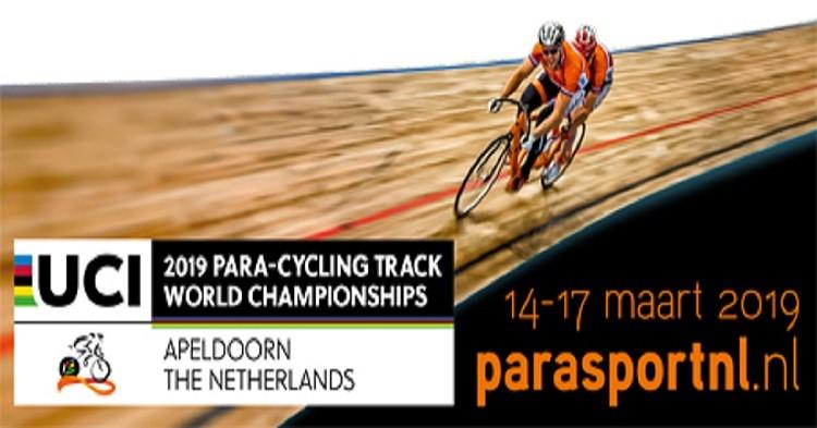 UCI Para-Cycling Wereldkampioenschappen op de baan afbeelding nieuwsbericht