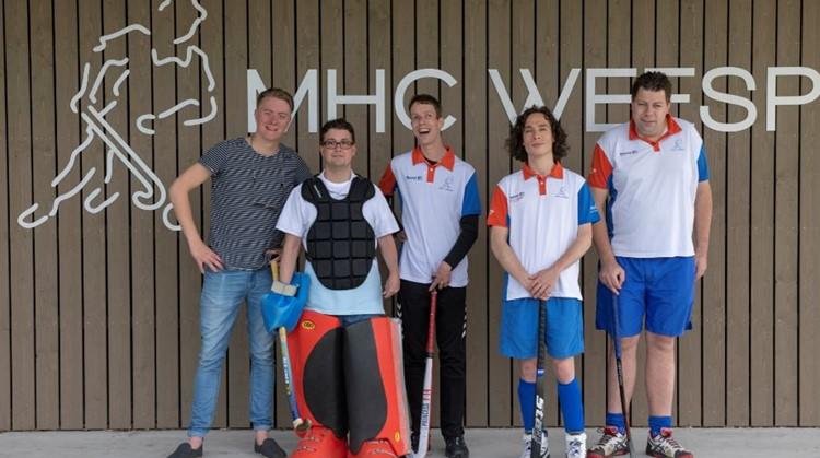 Nieuwe hockeyers voor LG-team Weesp gezocht! afbeelding nieuwsbericht