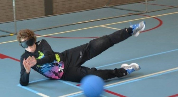 Hercules Junior Goalball Toernooi afbeelding nieuwsbericht
