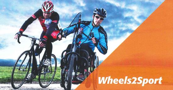 Wil jij ontdekken welke sport bij jou past en heb je een fysieke beperking? Wheels2Sport! afbeelding nieuwsbericht