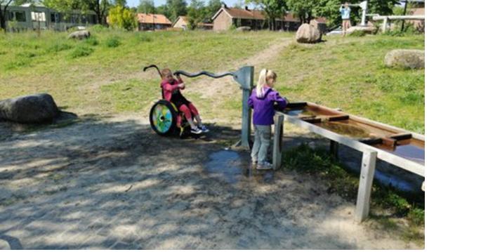 Wandelen voor een inclusieve speeltuin afbeelding nieuwsbericht