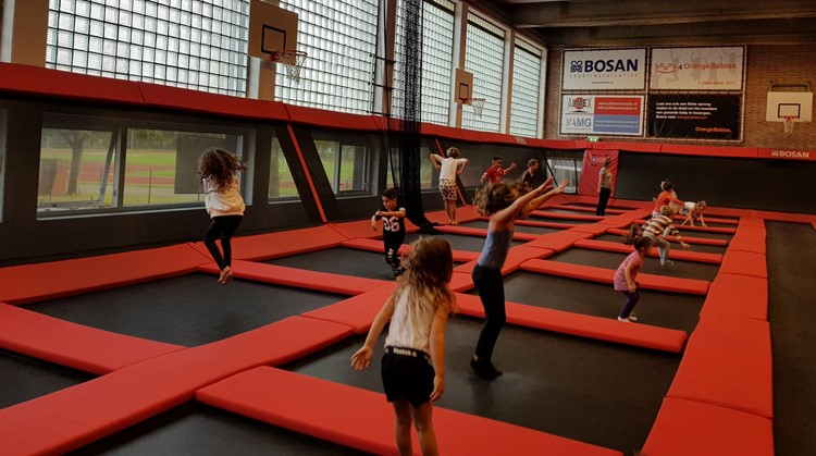 Proefles trampolinespringen en trainen met Bounz Unlimited! afbeelding nieuwsbericht