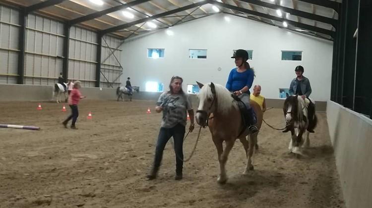 Paardrijden bij 't Ros Beyaert is weer begonnen en er zijn nog plekken vrij! afbeelding nieuwsbericht