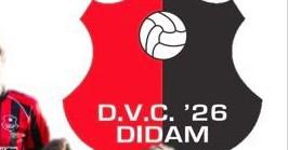 H- team DVC'26 zoekt trainer afbeelding nieuwsbericht