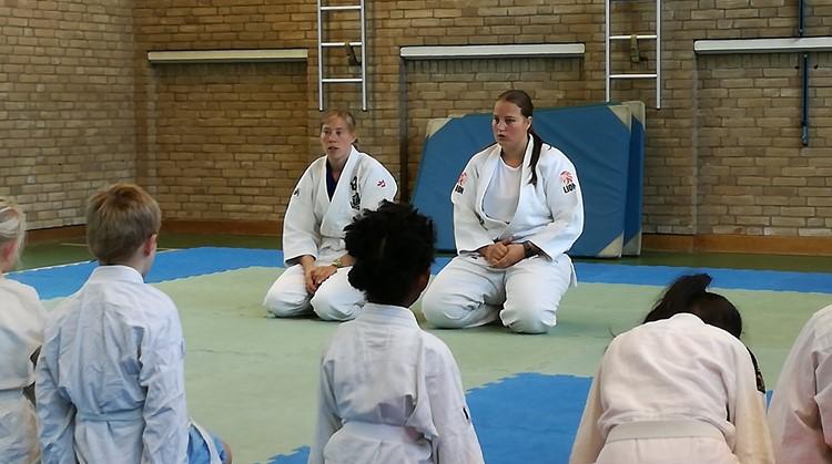 Special Needs Judo in Nieuw-Vennep afbeelding nieuwsbericht