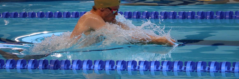 Bart de Bruijn, zwemmer
