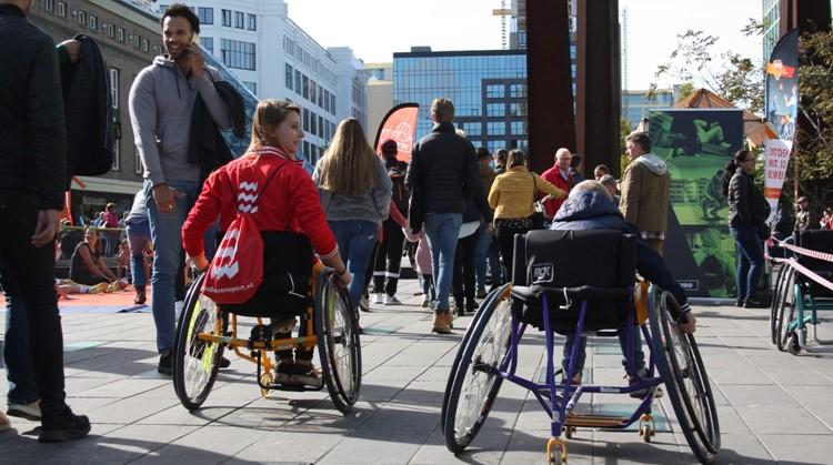 Nog steeds nagenieten van de Uniek Sporten dag in Eindhoven afbeelding nieuwsbericht