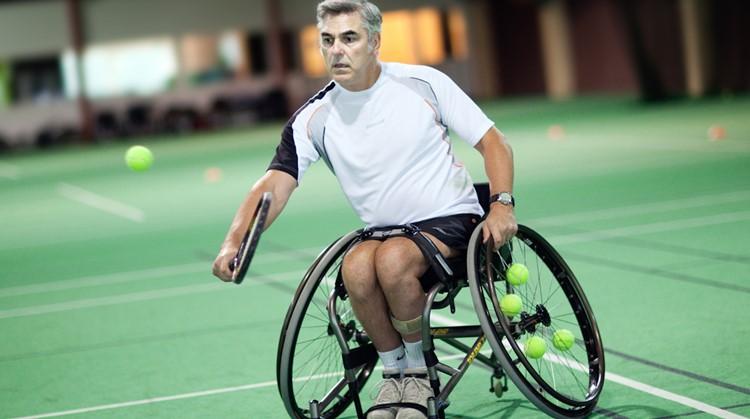 Open trainingsdagen rolstoeltennis in Goirle afbeelding nieuwsbericht