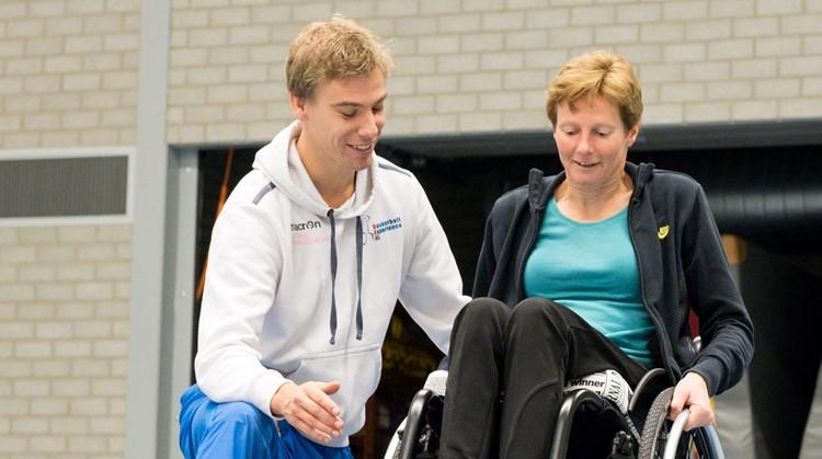 Gratis rolstoeltraining #1 afbeelding nieuwsbericht