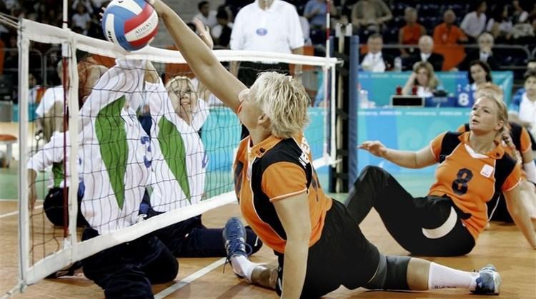 WK Zitvolleybal: topsport in het theater afbeelding agendaitem