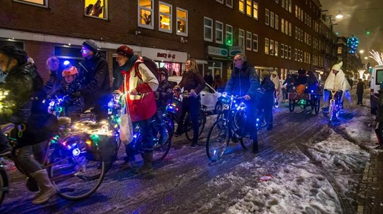 Amsterdam Light Parade 2018 afbeelding nieuwsbericht